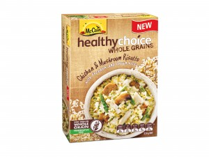 McCain Foods launches new Healthy Choice Wholegrains range