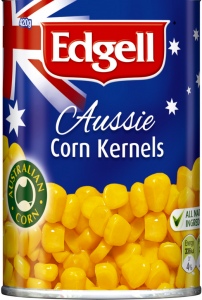Edgell launches Australian flag packaging for its most popular products