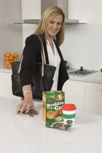 New Mother Earth 'Brekkie on the Go' launched in Australia