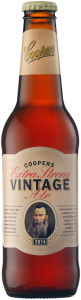 Coopers releases special edition 2014 'vintage' ale