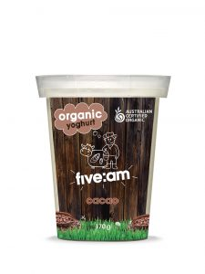 Five:am launches cacao yoghurt in Australia