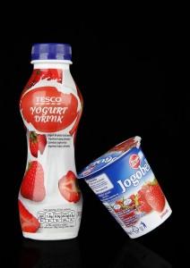 Drinking yoghurt