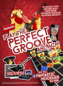 Fantastic Noodles launches music competition game