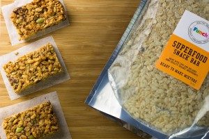 Funch launches 'healthy and convenient' pre-mixes for making snack foods at home