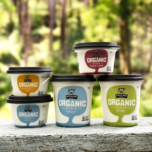 Gippsland Dairy launches new organic yoghurt range in Australia