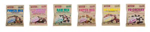 Harvest Box launches fruit and nut snack packs in Coles supermarkets