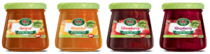 IXL launches new fruit spread sweetened with Stevia