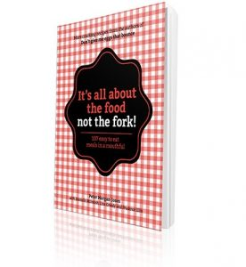 It's all about the food not the fork book