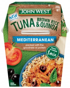 Simplot to launch new John West ready to eat tuna meals