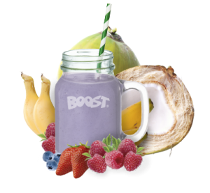 Boost Juice announces celebrity smoothie range