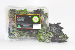 Australia's obsession with kale has been taken to a new level with Coles introducing a unique twist on the vegetable.