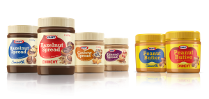 Kraft launches new nut butter varieties