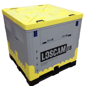 New 'bag in a box' packaging for beverages and liquid foods launched by Loscam