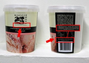 Maggie Beer Products acknowledges its labelling may be misleading