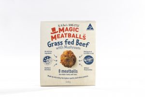 Magic Meatballs