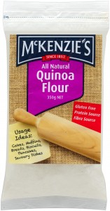 McKenzies new Quinoa flour