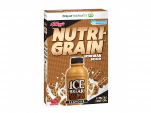 Nutri Grain Ice Break