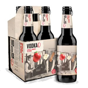 VODKA O launches 'naturally crafted' carbonated vodka cocktails in Australia