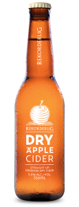 Rekorderlig introduces new Dry Apple Cider