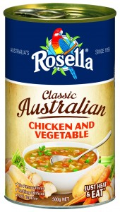 Presser pushes Rosella soups into new soup flavours