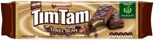 Three Bean Tim Tam