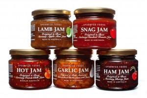 Spoonfed Foods launches gourmet 'savoury jam' range