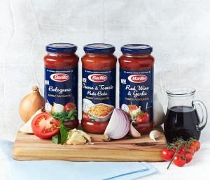 Barilla launches family-sized sauce range in Australia
