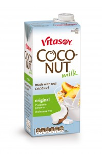 Vitasoy launches coconut milk in Australia
