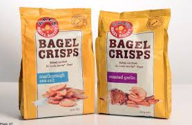 ABE'S Bagel Bakery launches Bagel Crisps range in Australia