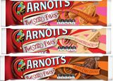 Arnott's launches 'Twisted Faves' biscuit range in Australia