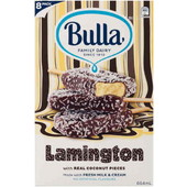 Bulla launches lamington flavoured ice cream in Australia