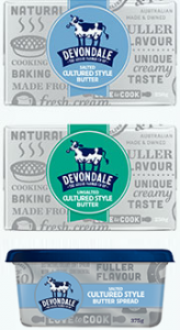 Devondale Butter