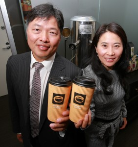 Coffee culture is resurgent in China.