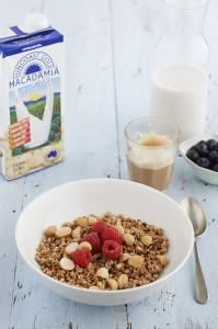 Suncoast Gold launches Macadamia Milk range in Australia