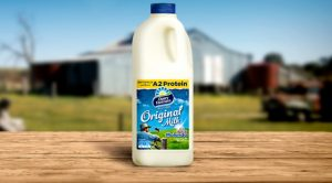 Lion milk success after packaging switch to highlight dairy farmers