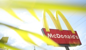 McDonald's sees global sales drop trend continue