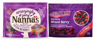 Hepatitis A crisis in frozen berries recall
