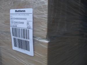 pallet labelling_ Matthews AFN Dec15