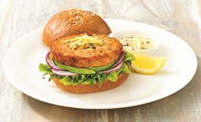 Tassal launches new Salmon Burgers in Australia