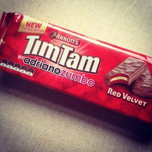 Arnott's launches new cake-inspired Tim Tam